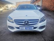 2015 Mercedes-Benz C200 Auto For Sale In Joburg East