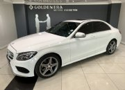 Used Mercedes-Benz C220 Bluetec AMG Sports Auto Gauteng