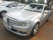 2008 Mercedes-Benz C200 BE Avantgarde Auto For Sale In Johannesburg CBD
