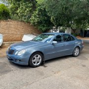 2007 Mercedes-Benz E220 CDi For Sale In Joburg North