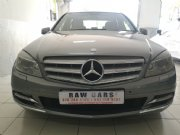 2011 Mercedes-Benz C220 CDi BE Avantgarde Auto For Sale In Johannesburg CBD
