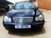 2002 Mercedes-Benz C200K Classic For Sale In Joburg East
