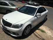 2008 Mercedes-Benz C200 AMG Line Auto For Sale In Johannesburg CBD