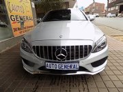 Used Mercedes-Benz C300 Coupe AMG Line Gauteng