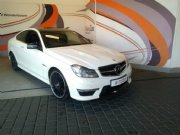 Used Mercedes-Benz C63 AMG Coupe Auto Gauteng