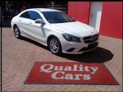 Used Mercedes-Benz CLA200 Gauteng
