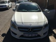 Used Mercedes-Benz CLA250 Sport 4Matic Gauteng