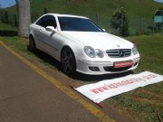 Used Mercedes-Benz CLK350 Coupe Auto Kwazulu Natal