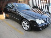 Used Mercedes-Benz CLK320 Coupe Auto Gauteng