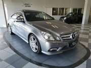 Used Mercedes-Benz E350 Coupe Western Cape