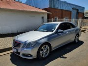Used Mercedes-Benz E200 CGi BE Free State