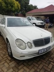 Used Mercedes-Benz E240 Avantgarde Gauteng