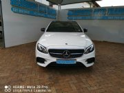2018 Mercedes-Benz E43 4Matic For Sale In Cape Town