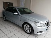 2012 Mercedes-Benz E200 CGi BE Avantgarde For Sale In Vereeniging