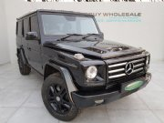 Used Mercedes-Benz G350 Bluetec Gauteng