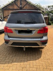 Used Mercedes-Benz GL350 BlueTec Gauteng
