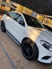 Used Mercedes-Benz GLE450 4Matic AMG Line Gauteng