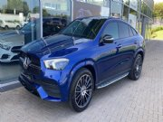 2020 Mercedes-Benz GLE400d coupe 4Matic AMG Line For Sale In Centurion