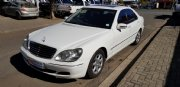 Used Mercedes-Benz S350 Free State