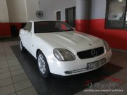1997 Mercedes-Benz SLK200 Auto For Sale In Cape Town
