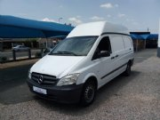 Used Mercedes-Benz Vito 113 CDi Panel Van High-Roof Gauteng