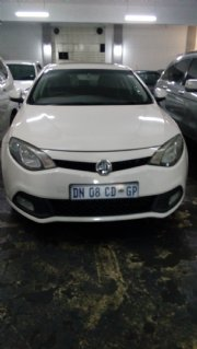 Used MG MG6 1.8T Luxury Coupe Gauteng