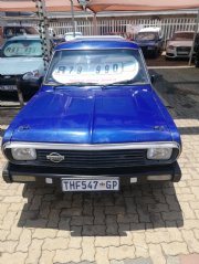 2002 Nissan 1400 Std 5 Speed (408)  For Sale In Joburg East