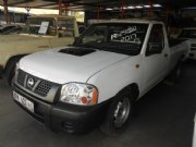 Used Nissan Hardbody NP300 2.5 TDi LWB Single Cab Gauteng