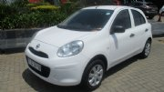 Used Nissan Micra 1.2 Visia 5Dr Gauteng