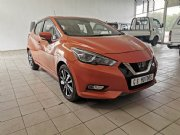 2018 Nissan Micra 66kW Acenta Plus For Sale In Joburg East