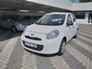 Used Nissan Micra 1.2 Visia+ (Audio) Western Cape