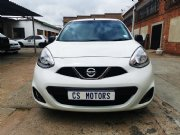 2017 Nissan Micra Active 1.2 Visia For Sale In Joburg East