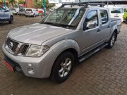 Used Nissan Navara 2.5 dCi LE Auto Double Cab Gauteng