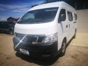 Used Nissan NV350 2.5D LWB Wide Body High Roof Gauteng