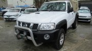 Used Nissan Patrol 3.0DTi Pick-Up Western Cape