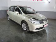 2011 Nissan Tiida 1.6 Visia+ 5Dr  For Sale In Vereeniging
