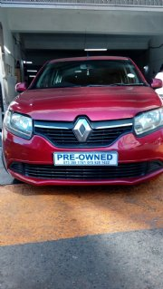 Used Renault Sandero 66kW turbo Expression Gauteng