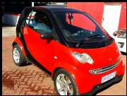 Used Smart ForTwo Coupe Pulse Gauteng