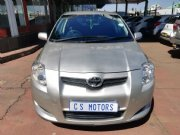 2008 Toyota Auris 160 RS For Sale In Joburg East