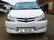 2011 Toyota Avanza 1.3 S Panel Van For Sale In Joburg East