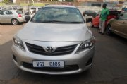 2013 Toyota Corolla 1.3 Heritage For Sale In Johannesburg CBD