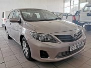 Used Toyota Corolla Quest 1.6 Auto Gauteng