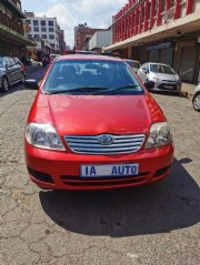 Used Toyota Corolla 1.4 Advanced Gauteng