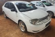 2003 Toyota Corolla 180i GLS For Sale In Johannesburg