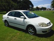 2006 Toyota Corolla 180i GLS For Sale In Durban