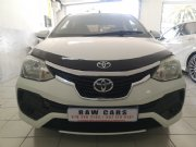 2016 Toyota Etios Sedan 1.5 Xi For Sale In Johannesburg CBD