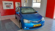 2013 Toyota Etios 1.5 XS For Sale In Cape Town