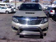 2012 Toyota Fortuner 3.0 D-4D 4x4 For Sale In Johannesburg CBD