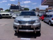 2013 Toyota Fortuner 3.0D-4D 4x4 Auto For Sale In Johannesburg CBD