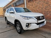 2017 Toyota Fortuner 2.4GD-6 4x4 Auto For Sale In Joburg East